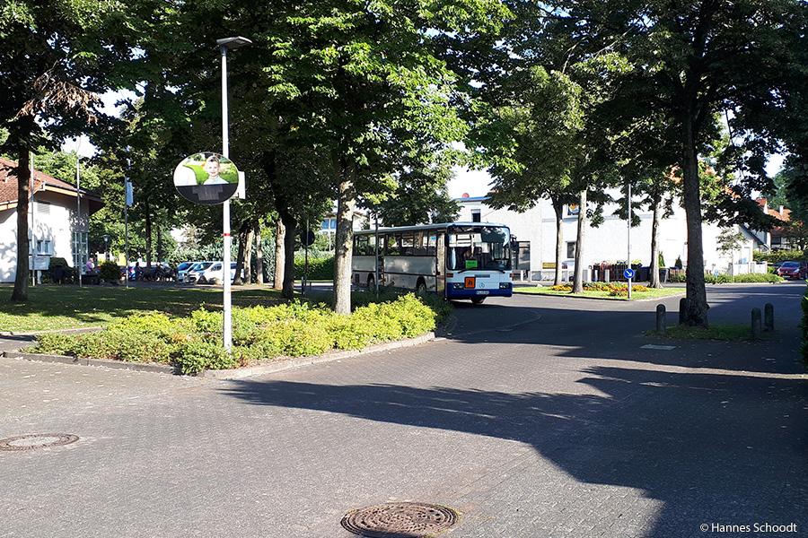 Verkehrskonzept Rosenstraße